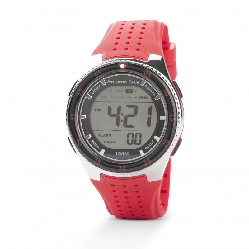 Athletic Club de Bilbao - Reloj digital caballero RE01AC10 2eb5110b90779