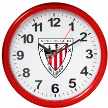 Athletic Club de Bilbao - Reloj de pared 25,4 cm RE03AC02N
