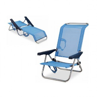 sillas para playa plegable de pvc