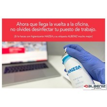 Higienizante de superficies HAIZEA 500ml