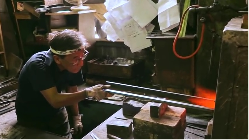 Proceso fabricación Shiro Kamo